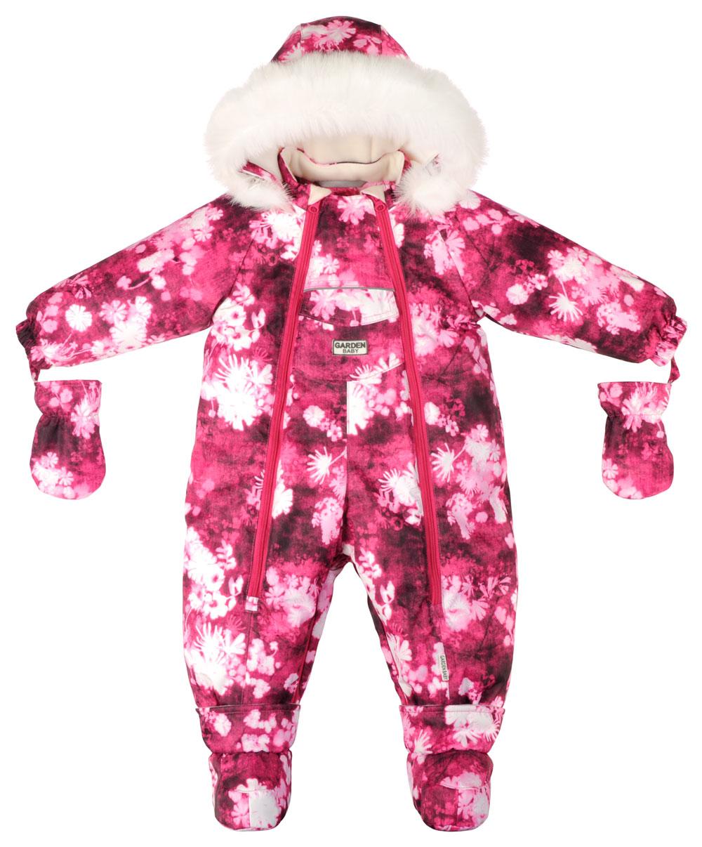 Новая коллекция детской зимней одежды Garden baby 007c3cbfd0fd2
